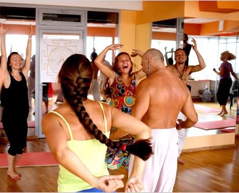 Ecstatic Dance online teacher